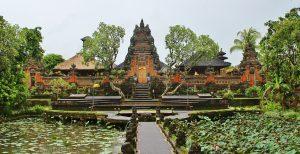 Ubud Indonésie
