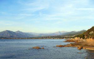 Golfe d'Ajaccio en Corse