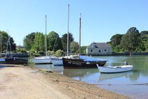 le golfe du Morbihan en Bretagne